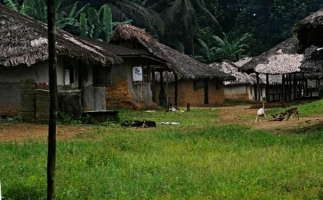 Aafrika küla